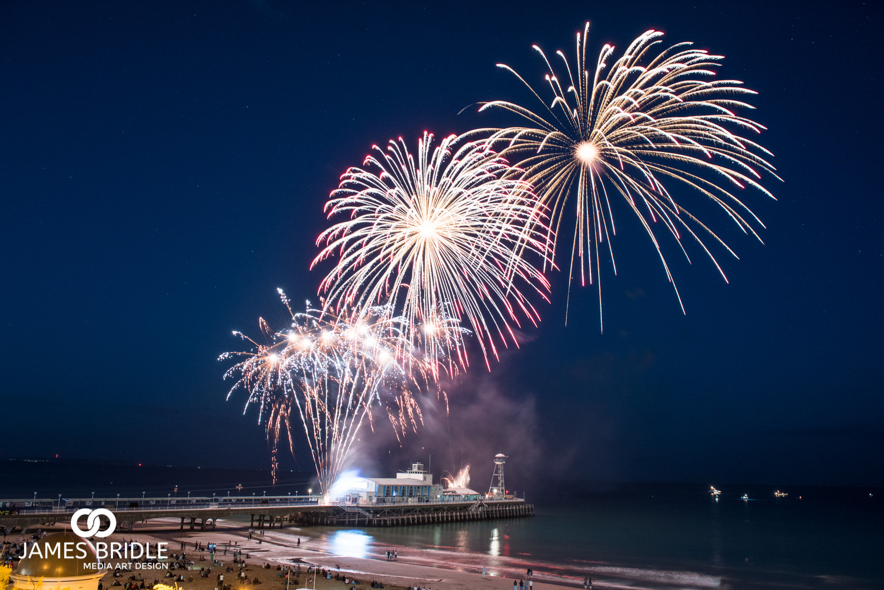 Bournemouth Fireworks 2