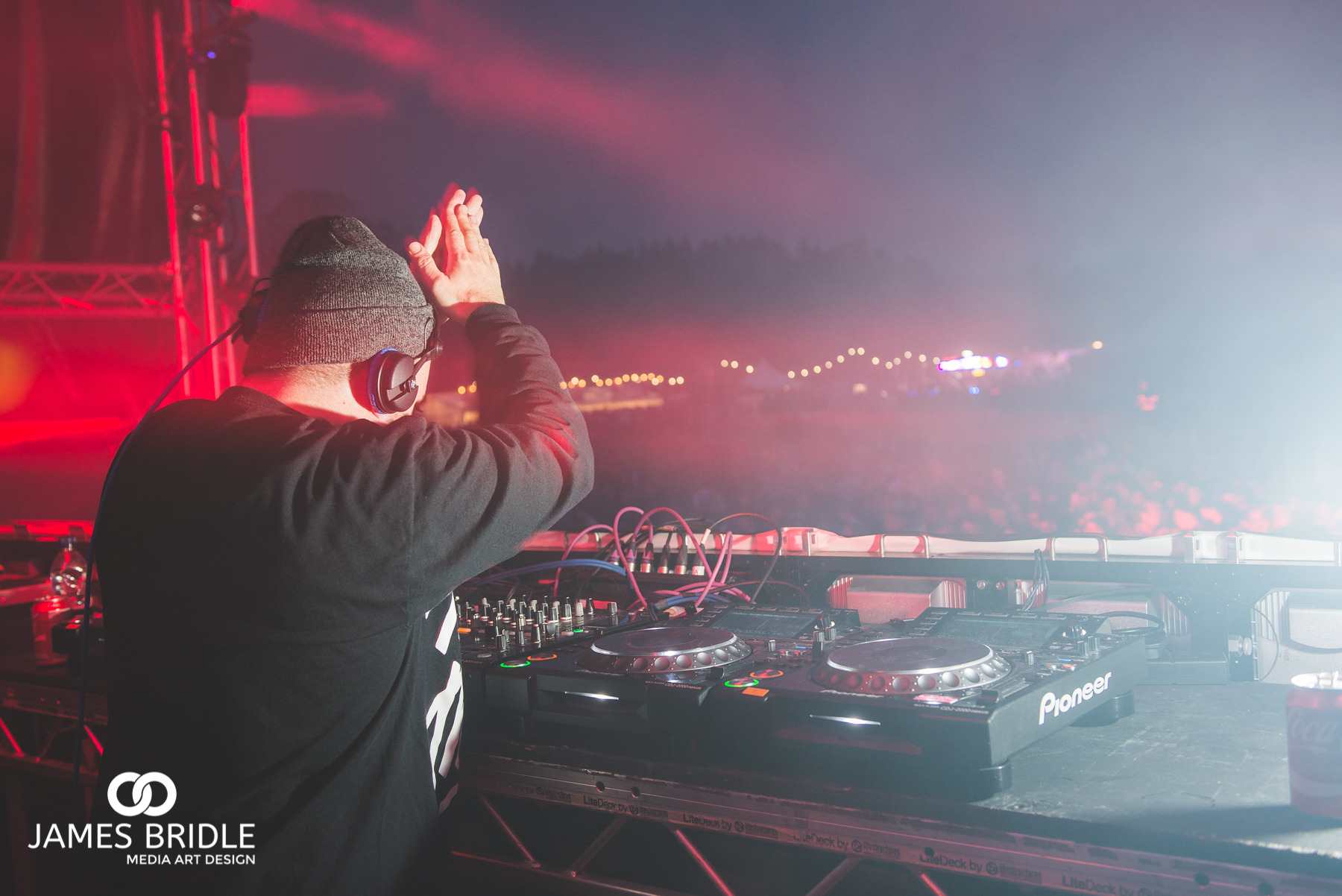 DJ GotSome main stage Soundclash 2016
