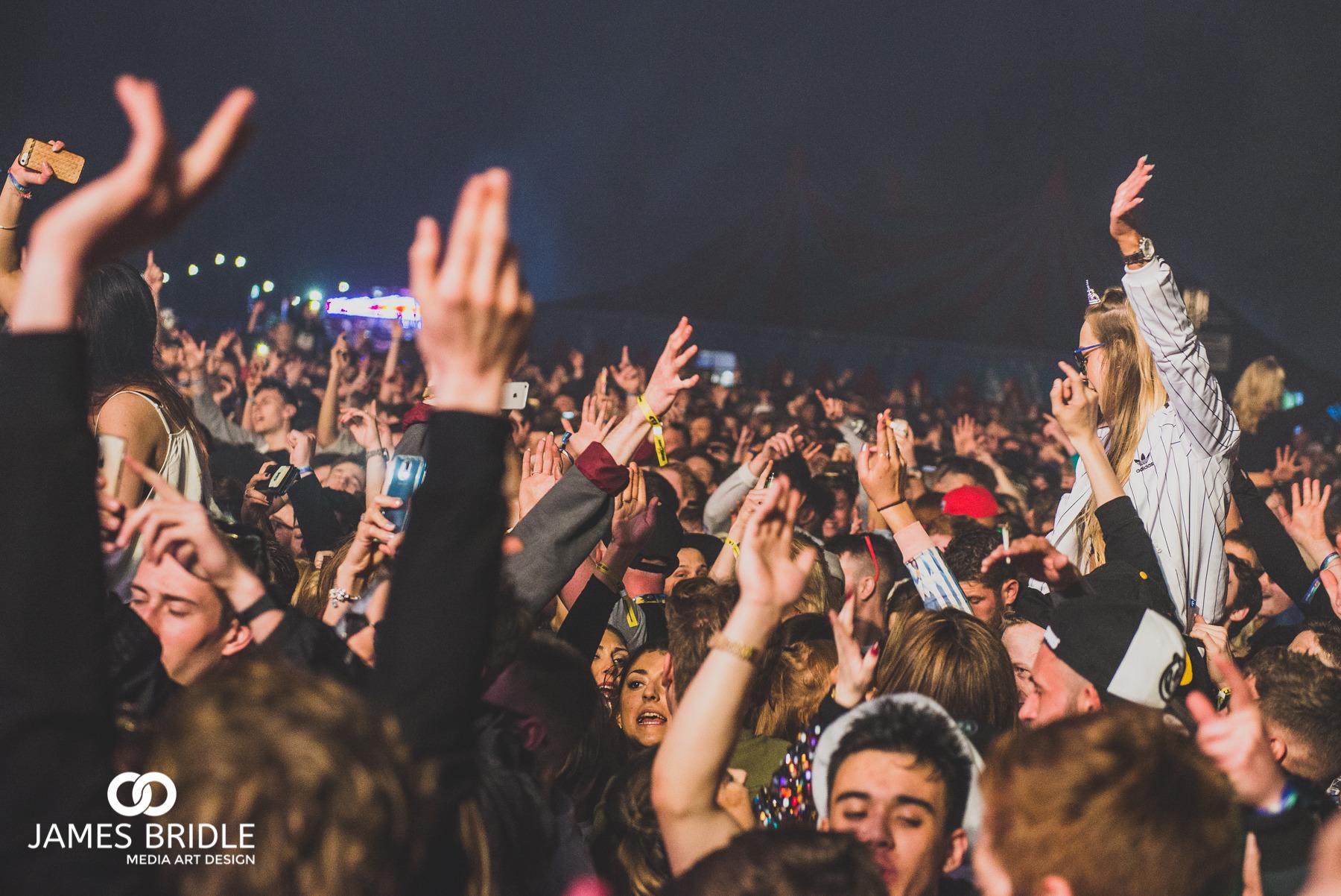 Soundclash Crowd
