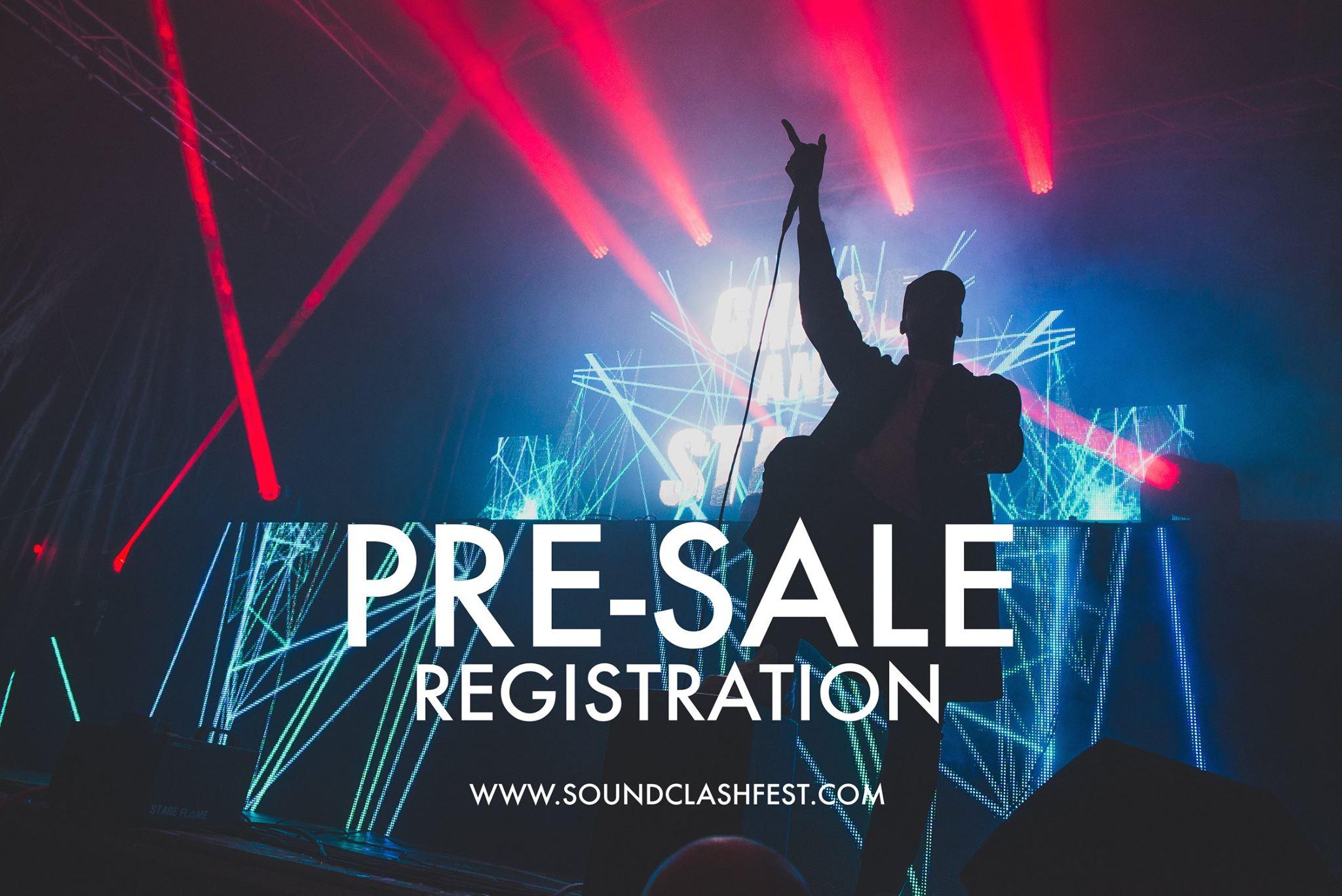 Chase & Status, SoundClash Festival Promo work