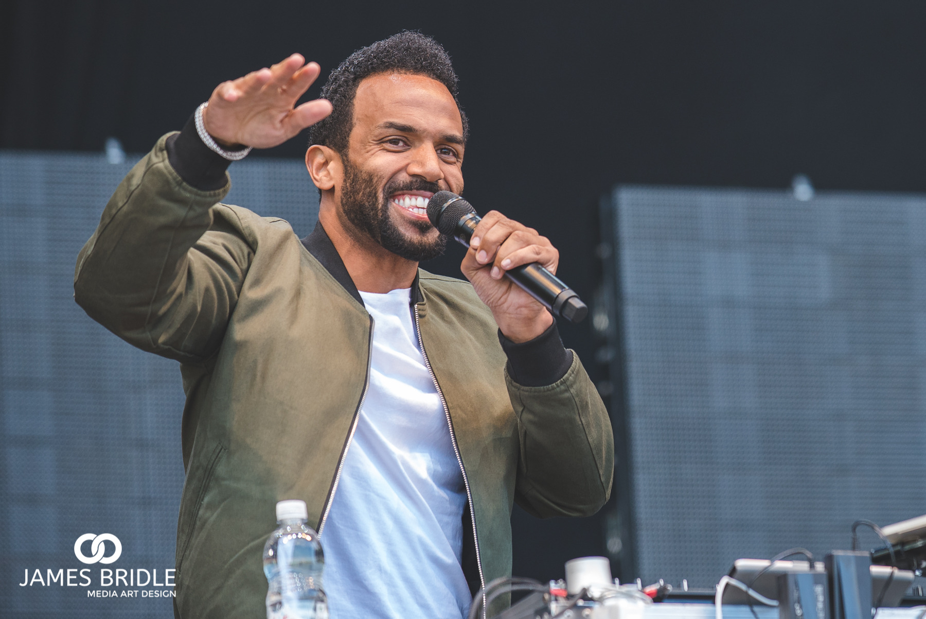 Craig David, Common people Oxford, 2016