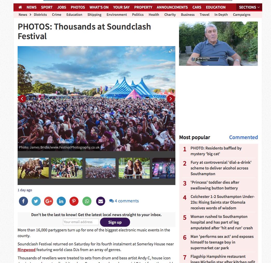 Soundclash Festival 2016
