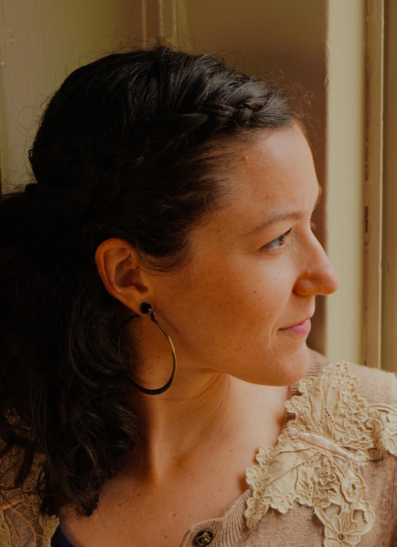 woman profile portrait by suzanne merritt.jpg