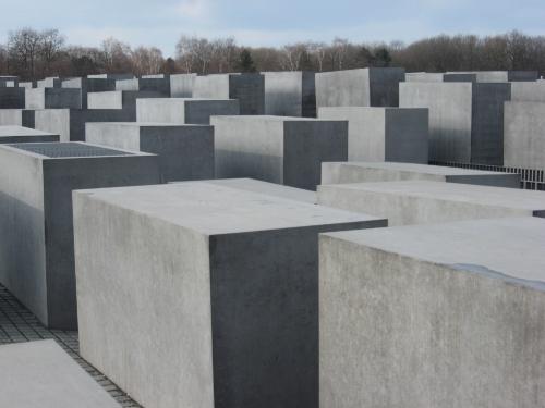 Memorial to the Murdered Jews of Europe, Berlin, 2009 (S J Kessler)