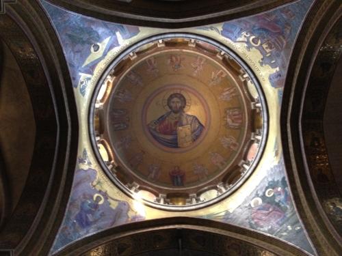 Church of the Holy Sepulchre, Jerusalem, 2013 (S J Kessler)