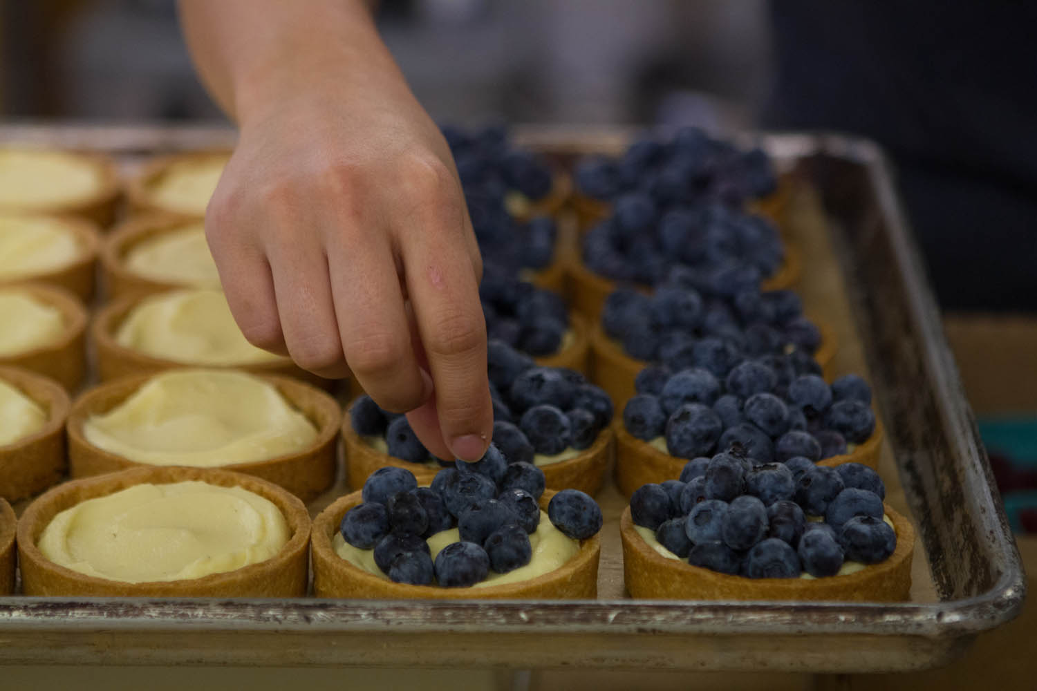 Daily Tartlets