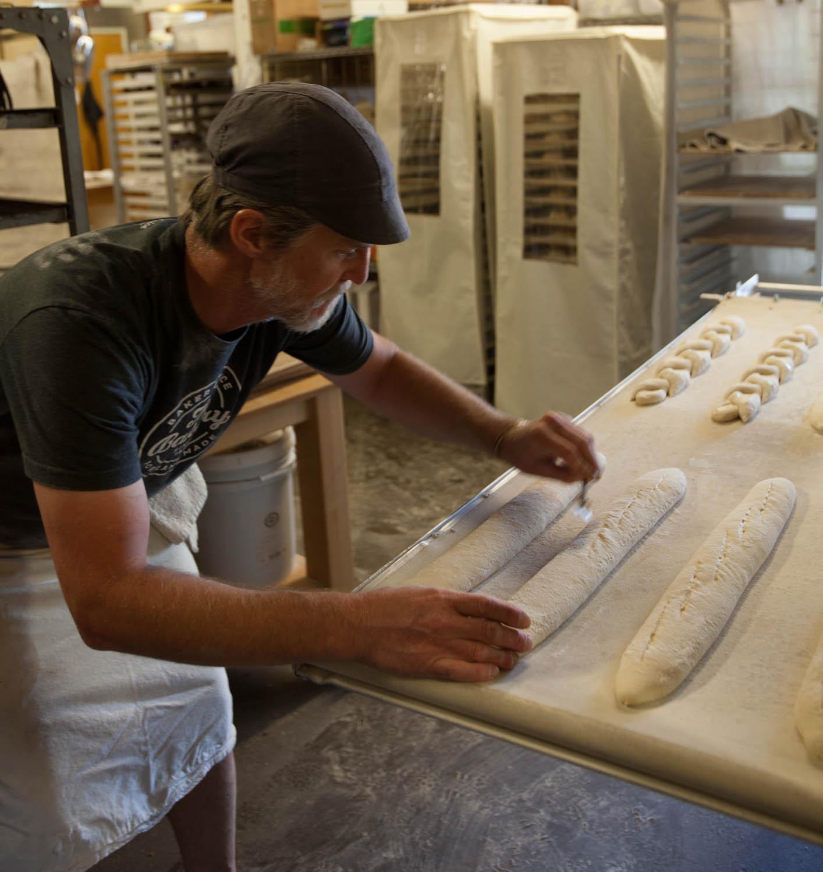 Bread Baker Matt Kappler