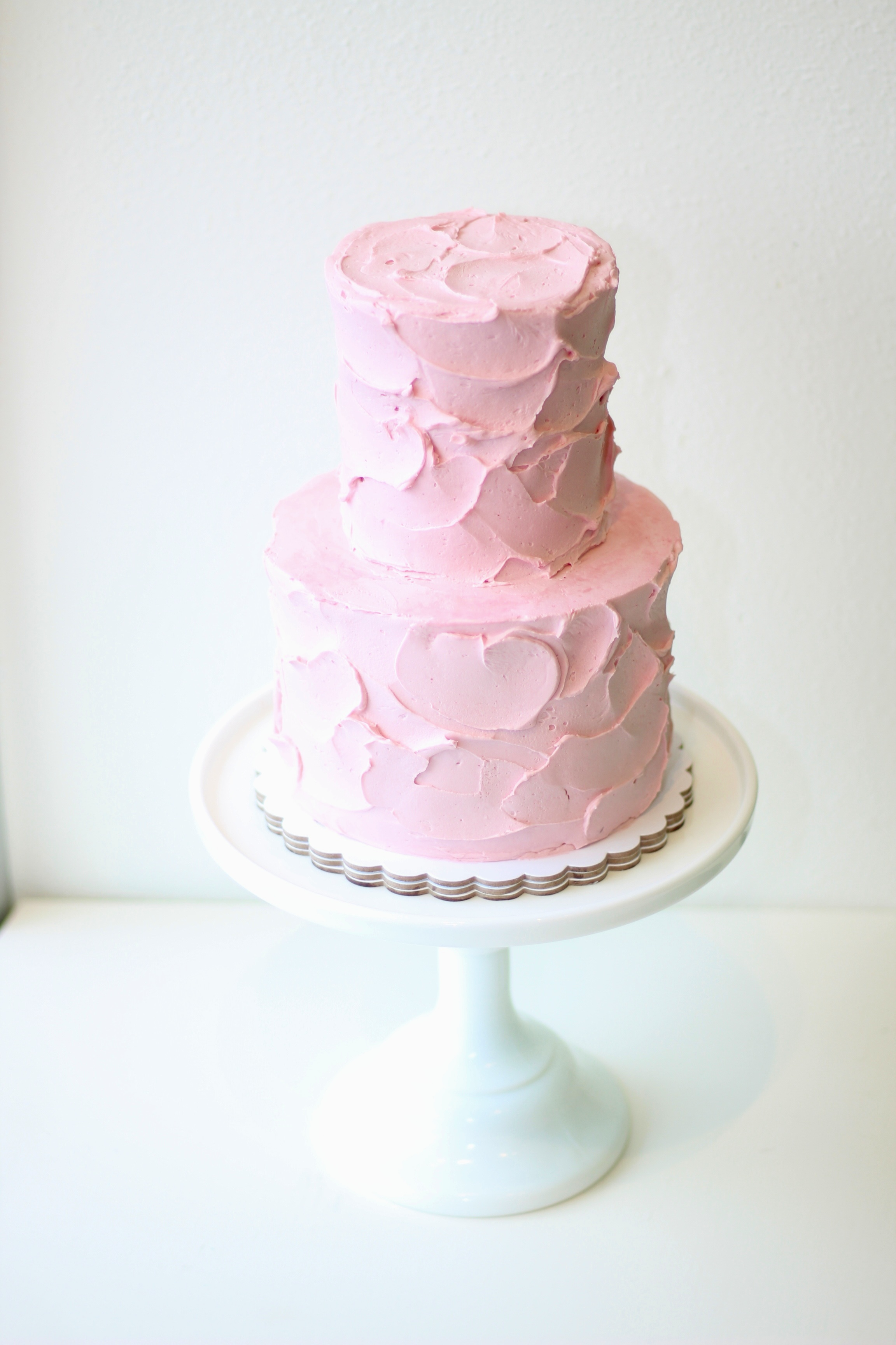 Rustic in pink
