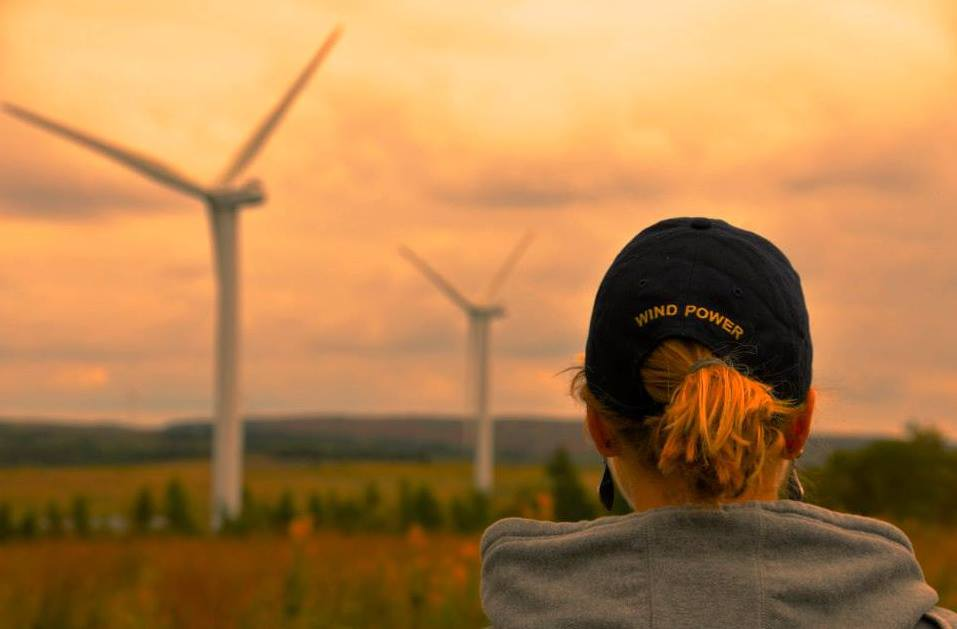 Kristin at Highland North Wind Farm in PA.jpg