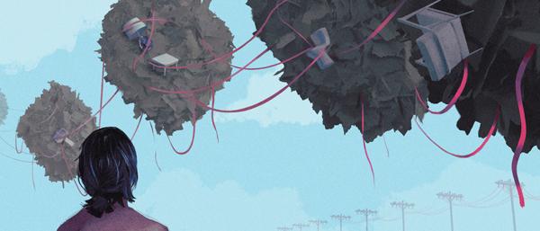 Illustration by Corey Brickley