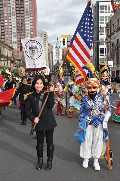 Photo courtesy of Carnaval de Puebla/Philatinos Radio