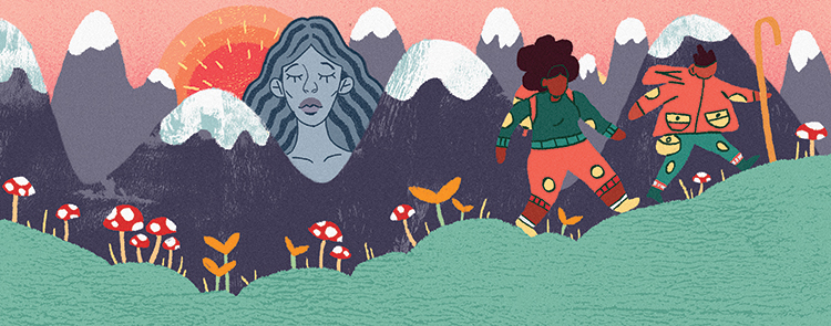 illustration by Abayomi Louard-Moore