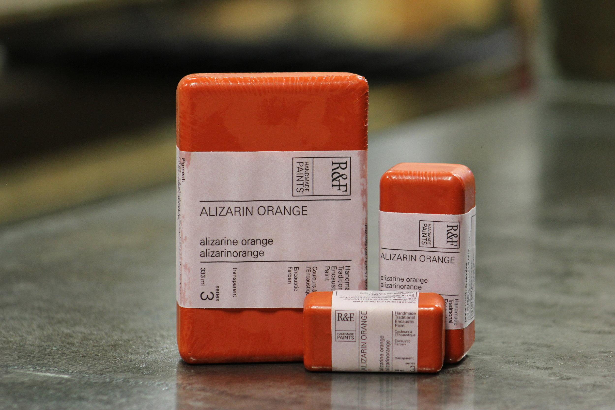 Alizarin Orange