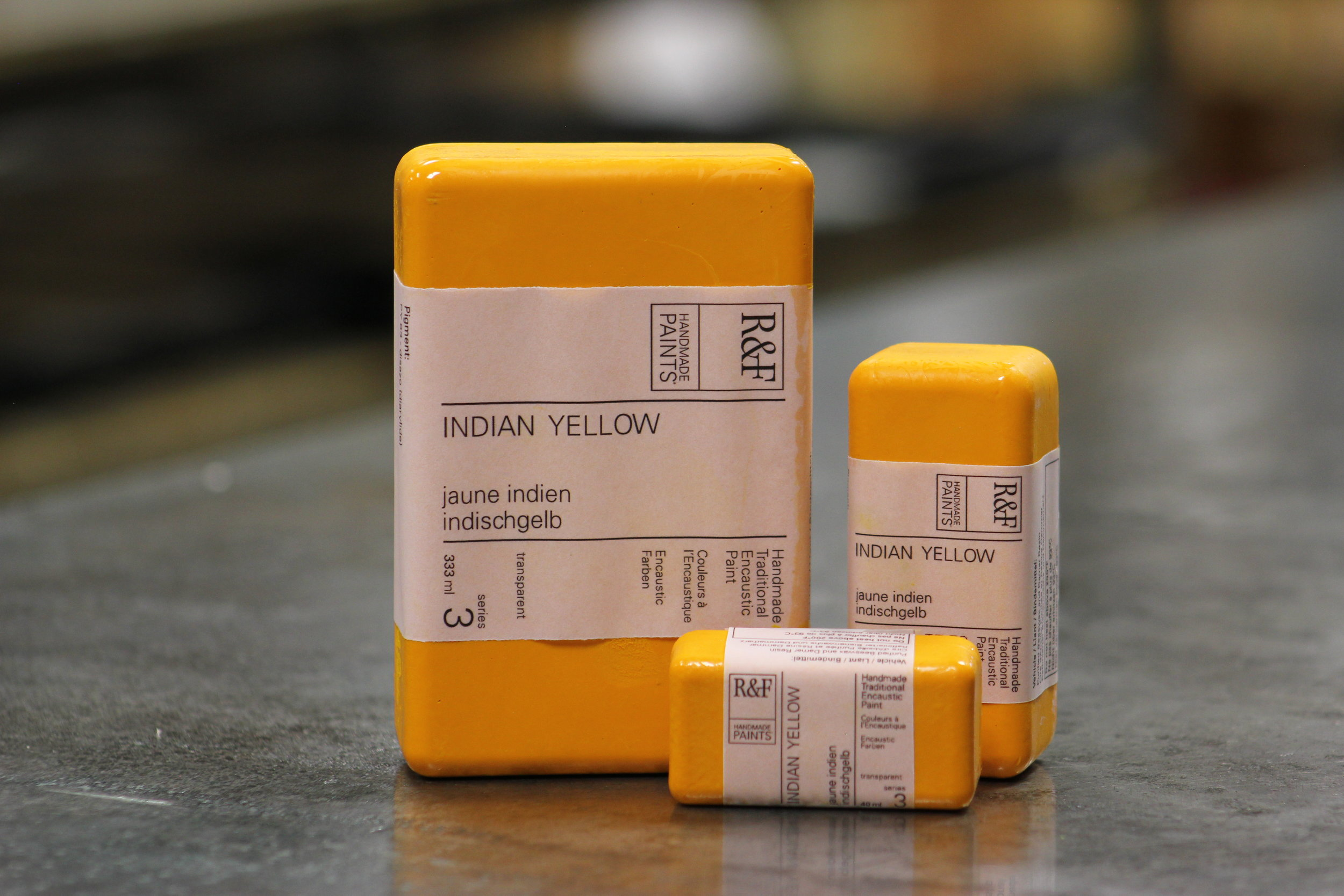 Indian Yellow