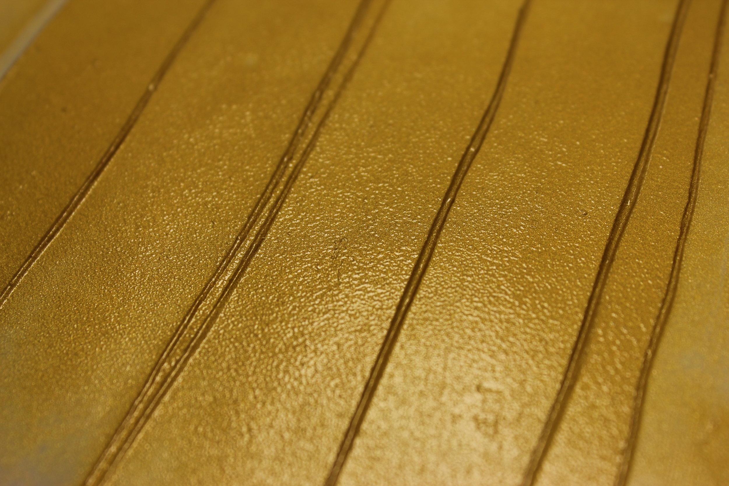 Iridescent Brass