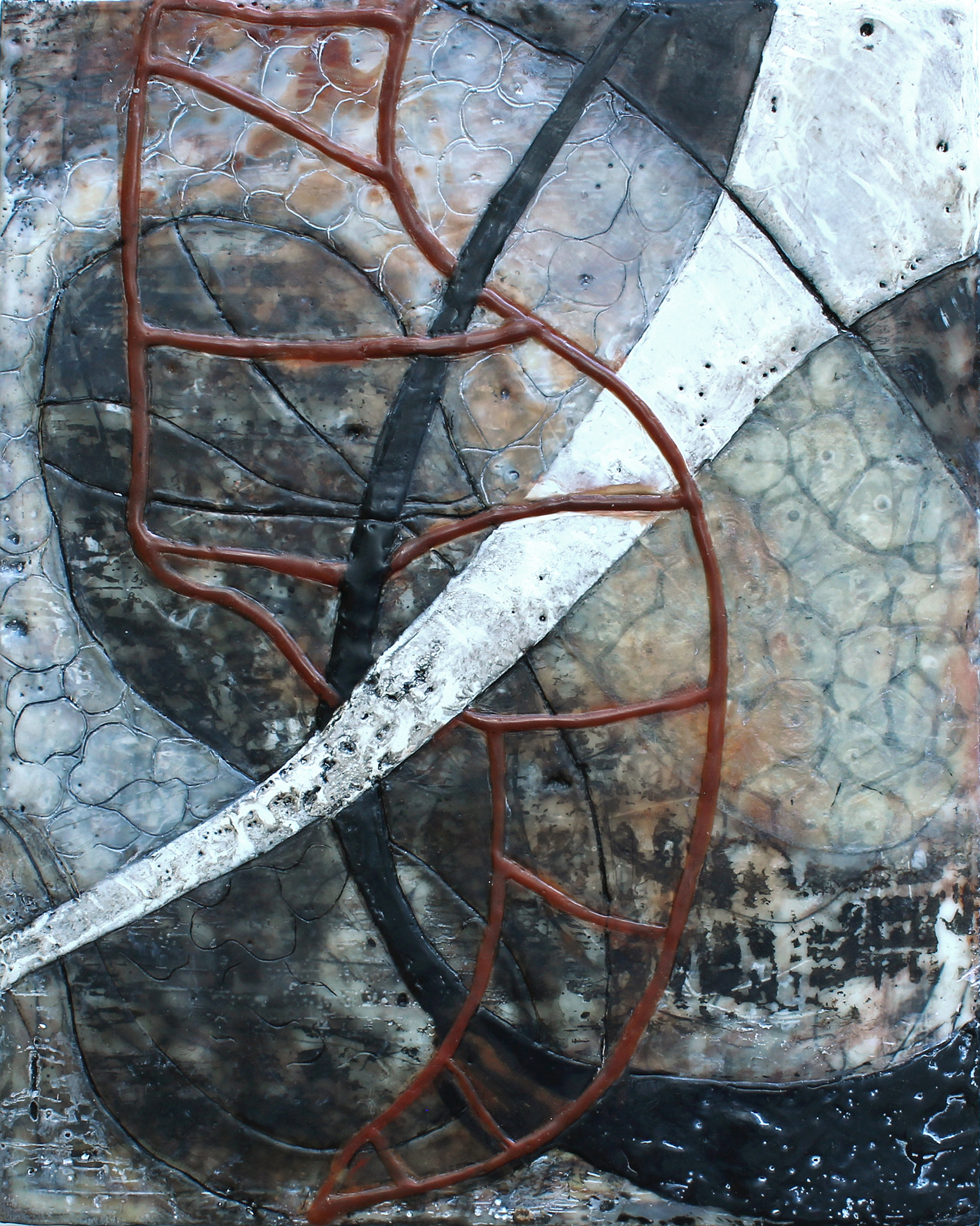 What's This_, 10 x 8, Wax, oil, collagraph on gampi,2014.jpg