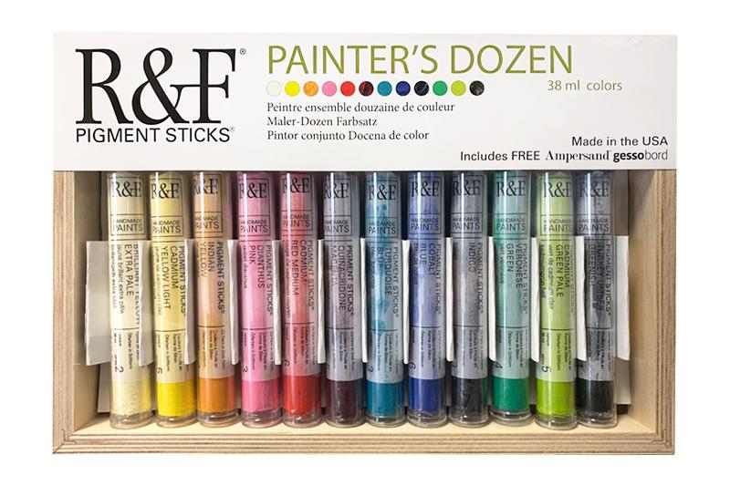 Encaustic and Pigment Stick ®  Color Sets