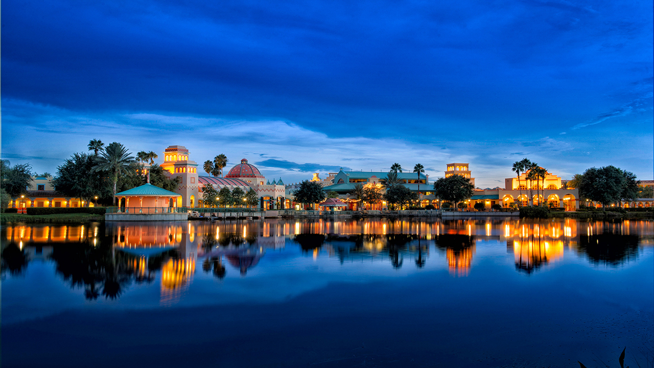 Credit to Disney's Coronado Springs