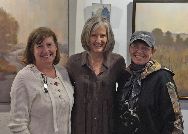 Ki Slaymaker, Beth Cole, Loranda Buoy