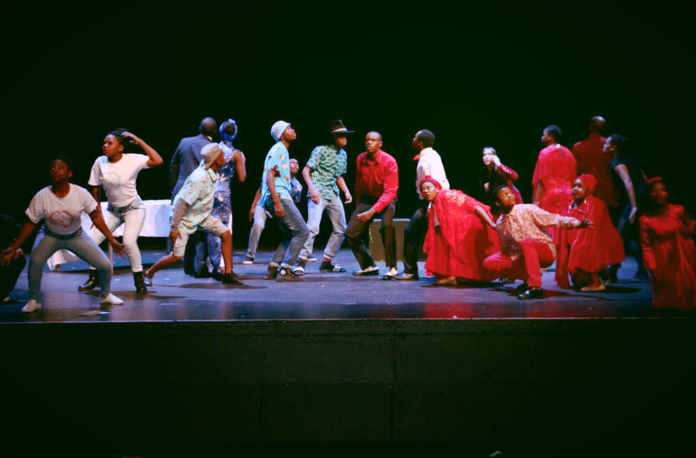 Lalela Project's Romeo and Juliet was a modern day narration of the iconic love story which saw Romeo banished to the Eastern Cape, police sirens being used and paramedics arriving at the scene of the lovers' tragic deaths.