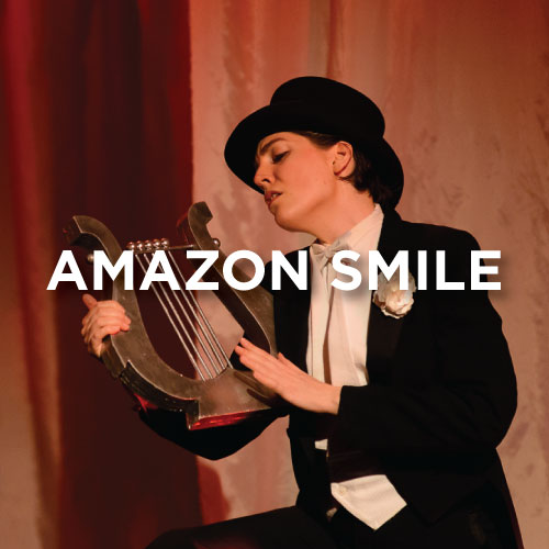 "Giving back is as easy as shopping! Select ""Opera in the Heights"" as your supported organization on Amazon! Every time you shop with Amazon, a portion of your purchase will come back to keep Opera in the Heights."