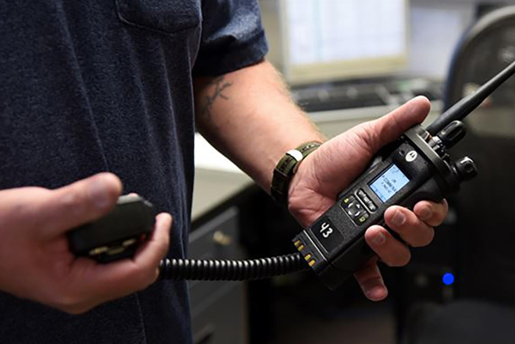 Motorola 800 mhz Radio System -