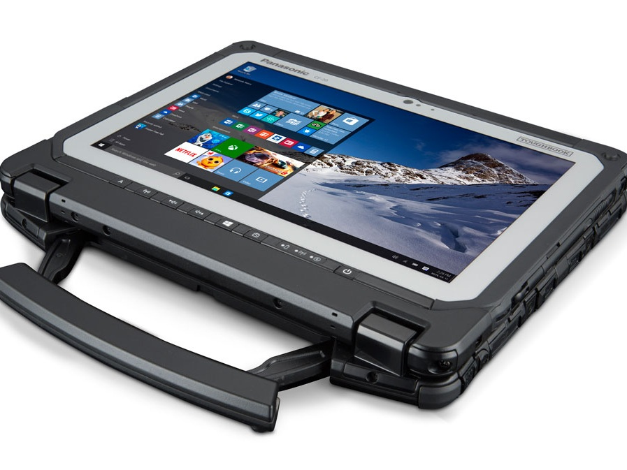 Panasonic Toughbooks CF-20 -