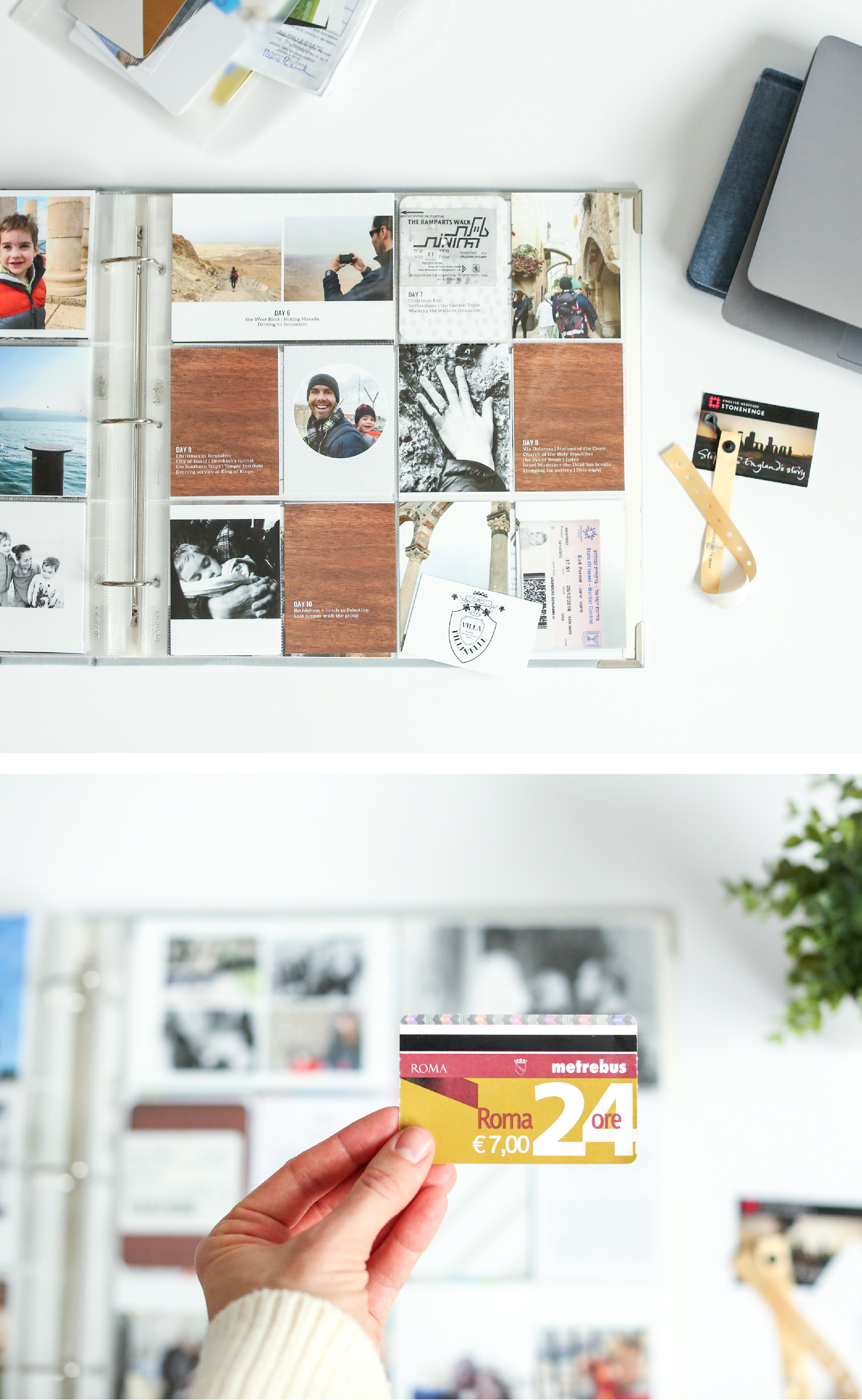 project life vs photo books vs video
