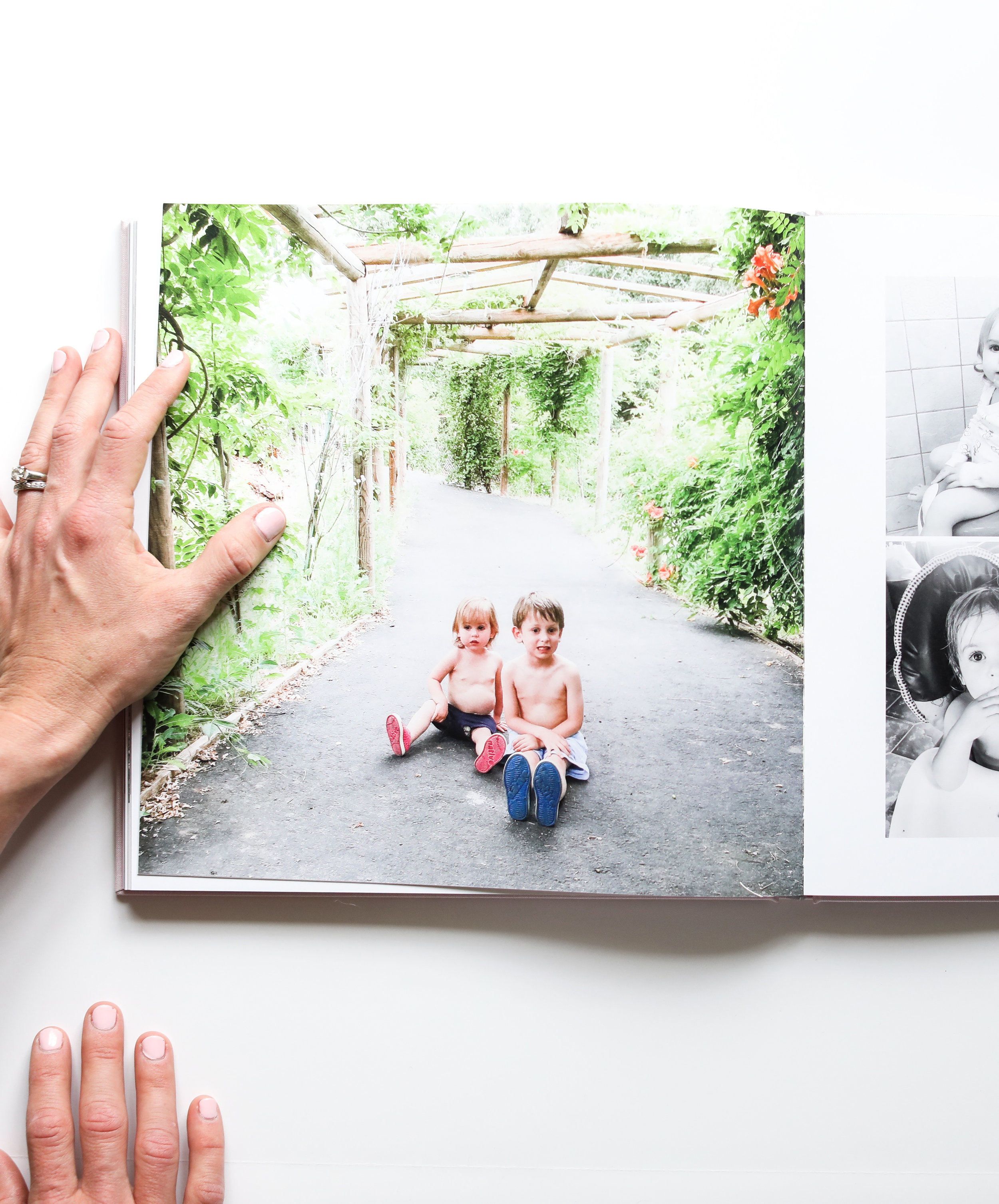 How to create a photo book step by step