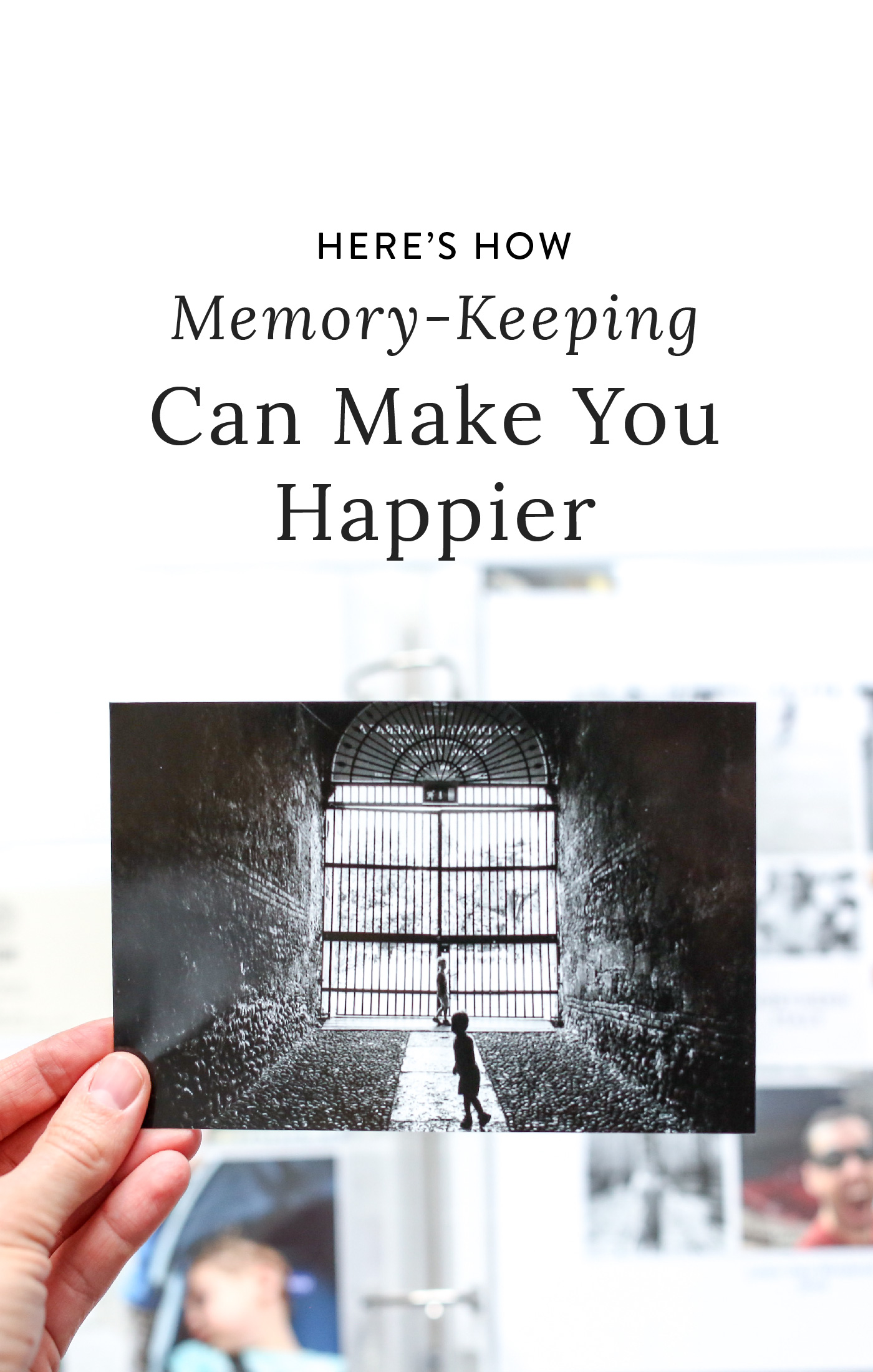 Here's how memory keeping can make you happier - video essay