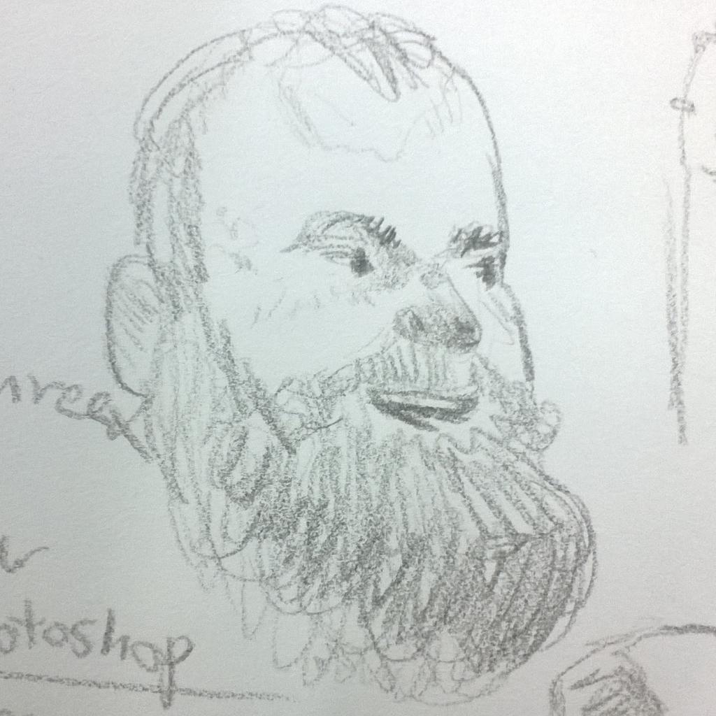 John Rocco's Beard