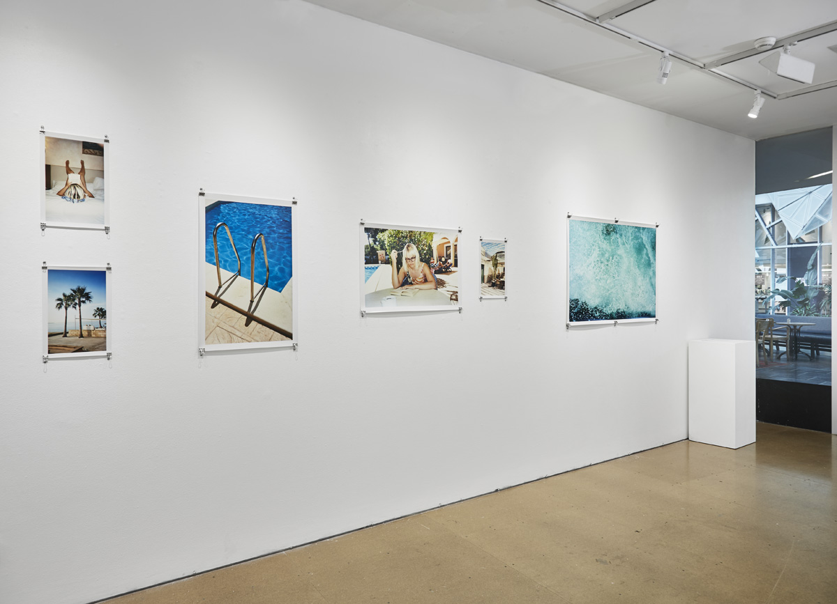 TURIST installation view