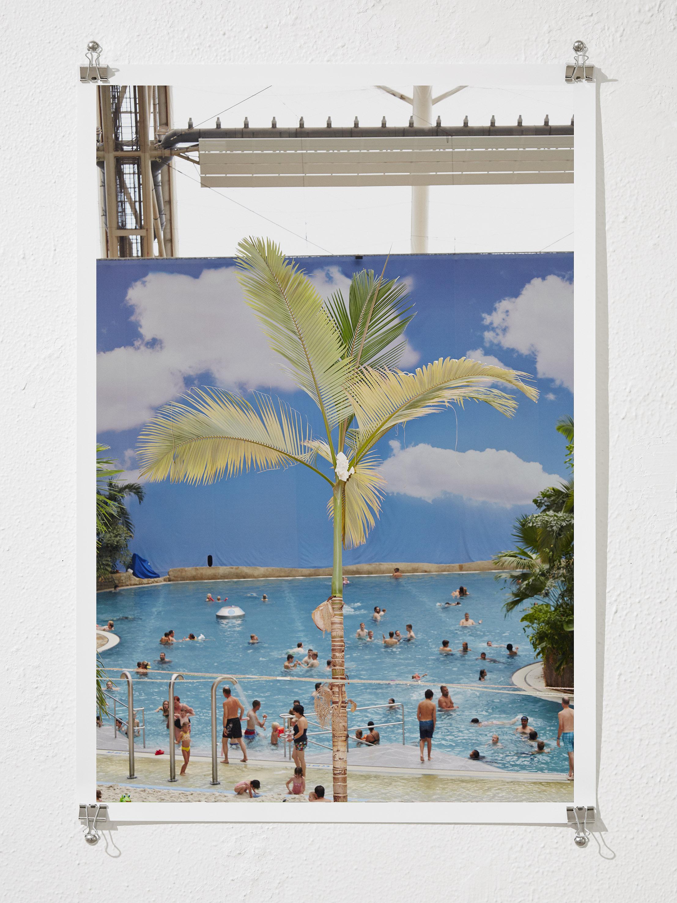 Southern Sea , 2015  Digital C-Type Print  70 x 48 cm