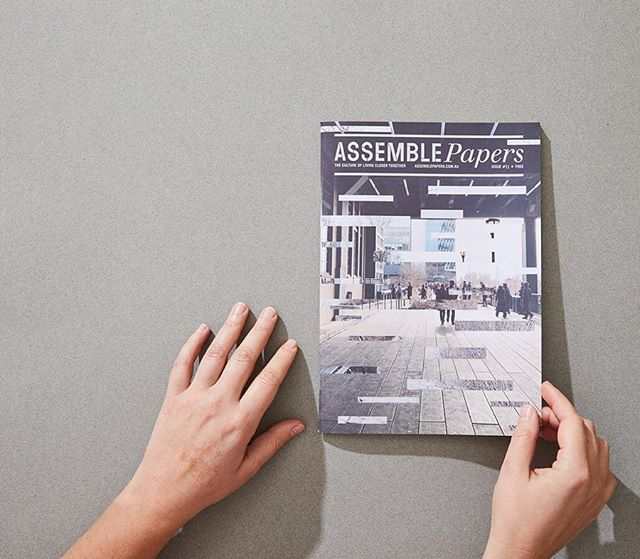 Issue #11 of Assemble Papers launches at Horse Bazaar tomorrow evening. Pics by me, featuring the hands of @tigerkatzz  @assemble.communities
