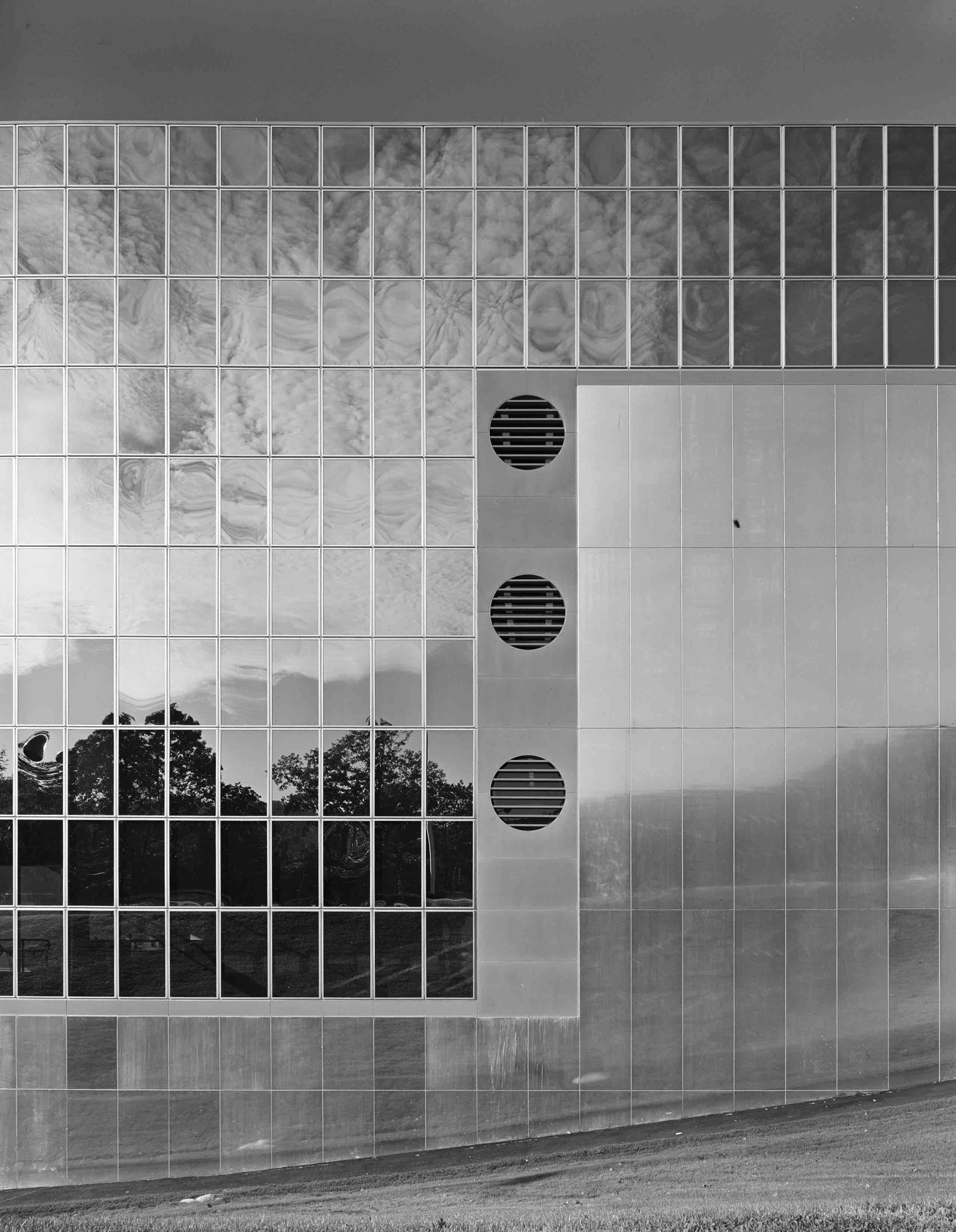 Gunnar Birkerts, IBM Corp. HQ (Sterling Forest, NY) 1965