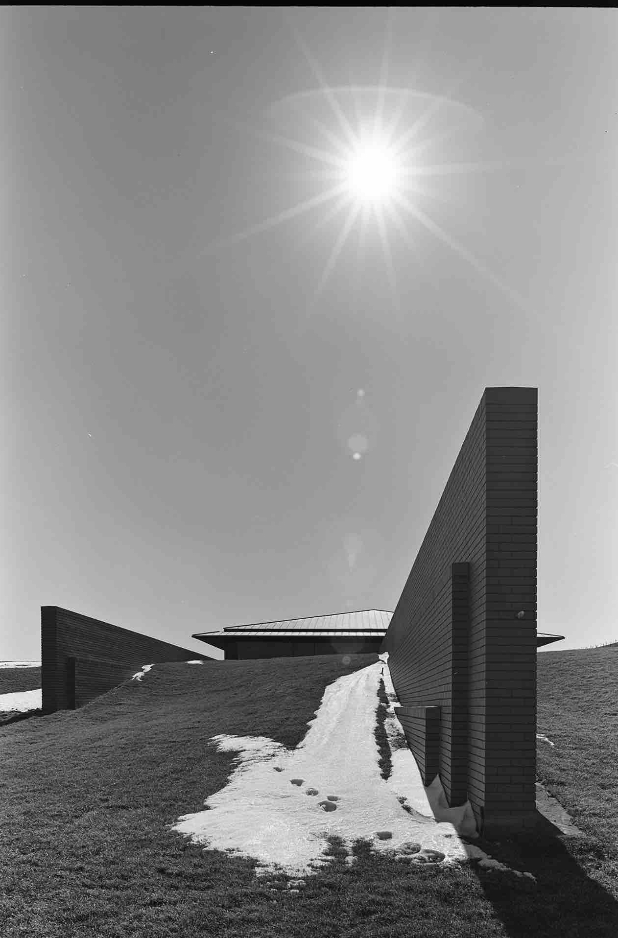 Gunnar Birkerts, Dominos Pizza HQ (Ann Arbor Michigan) 1984