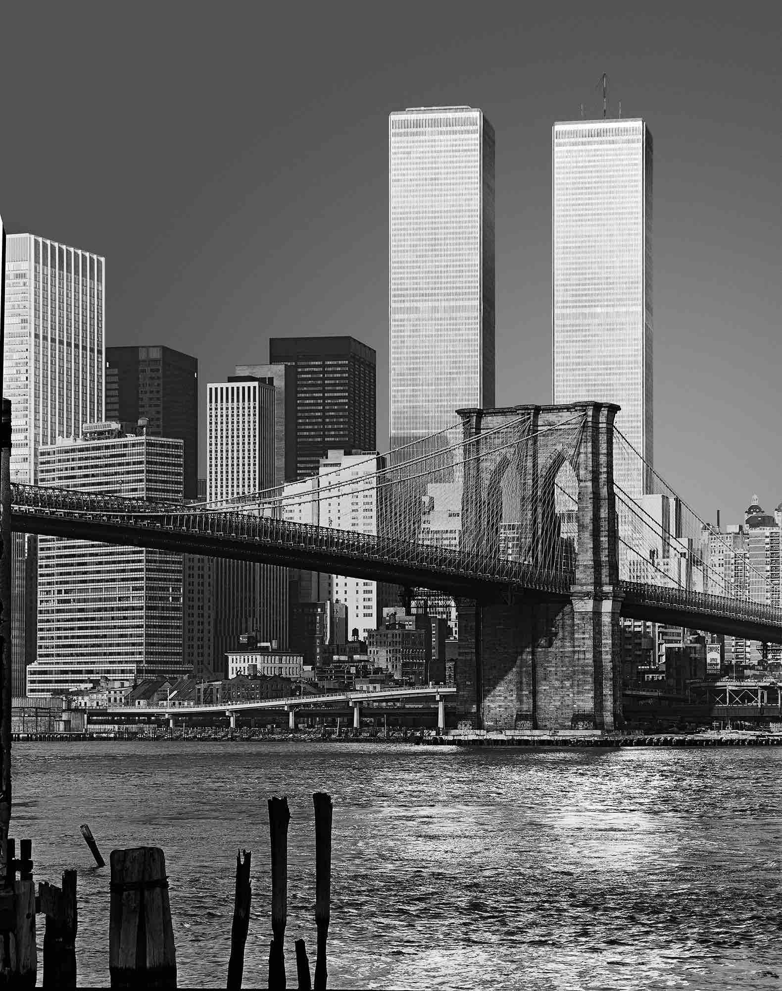 MInoru Yamasaki, World Trade Center (New York, NY) 1973