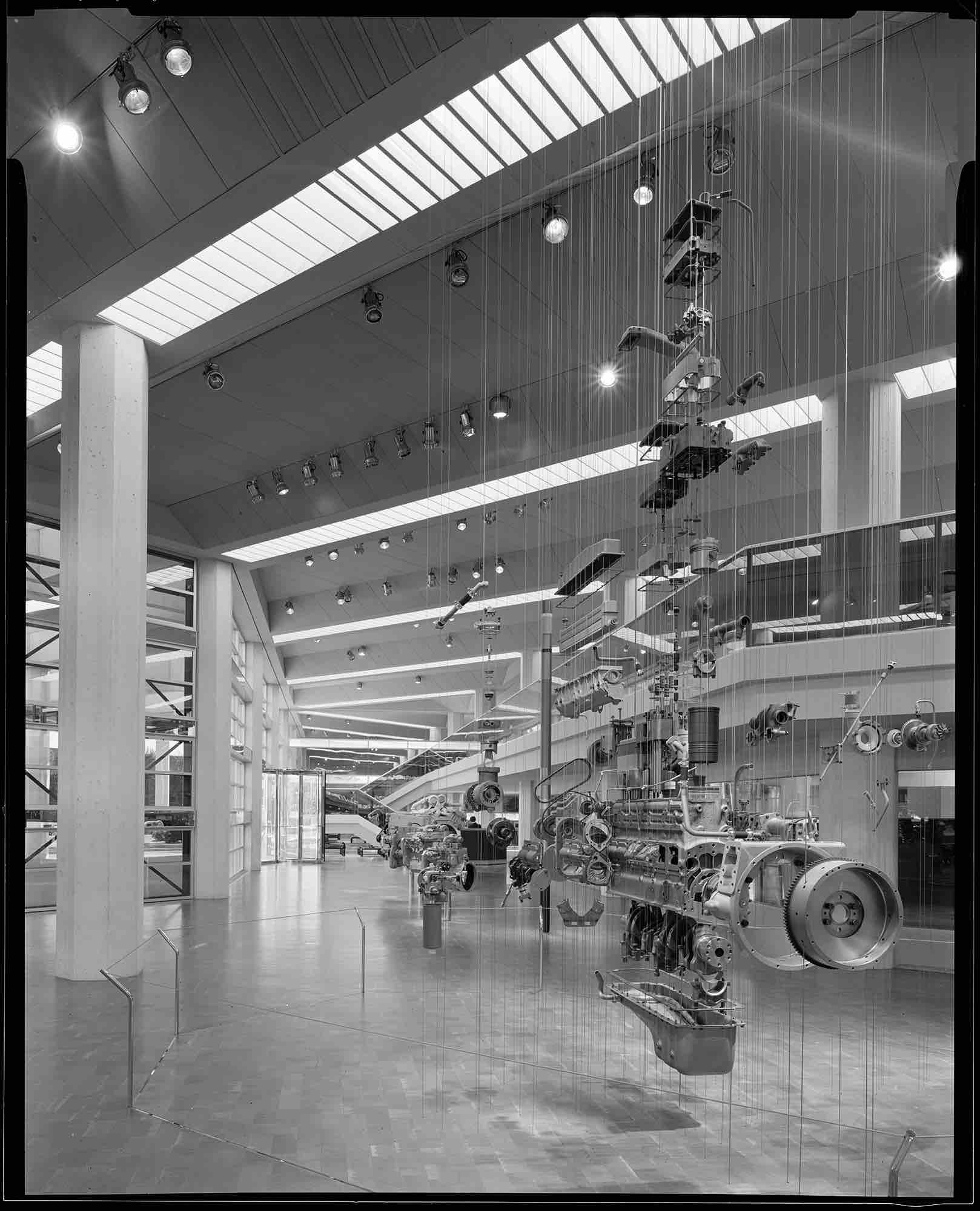 Kevin Roche & John Dinkeloo, Cummings Engine Company, Inc (Columbus, IN) 1973
