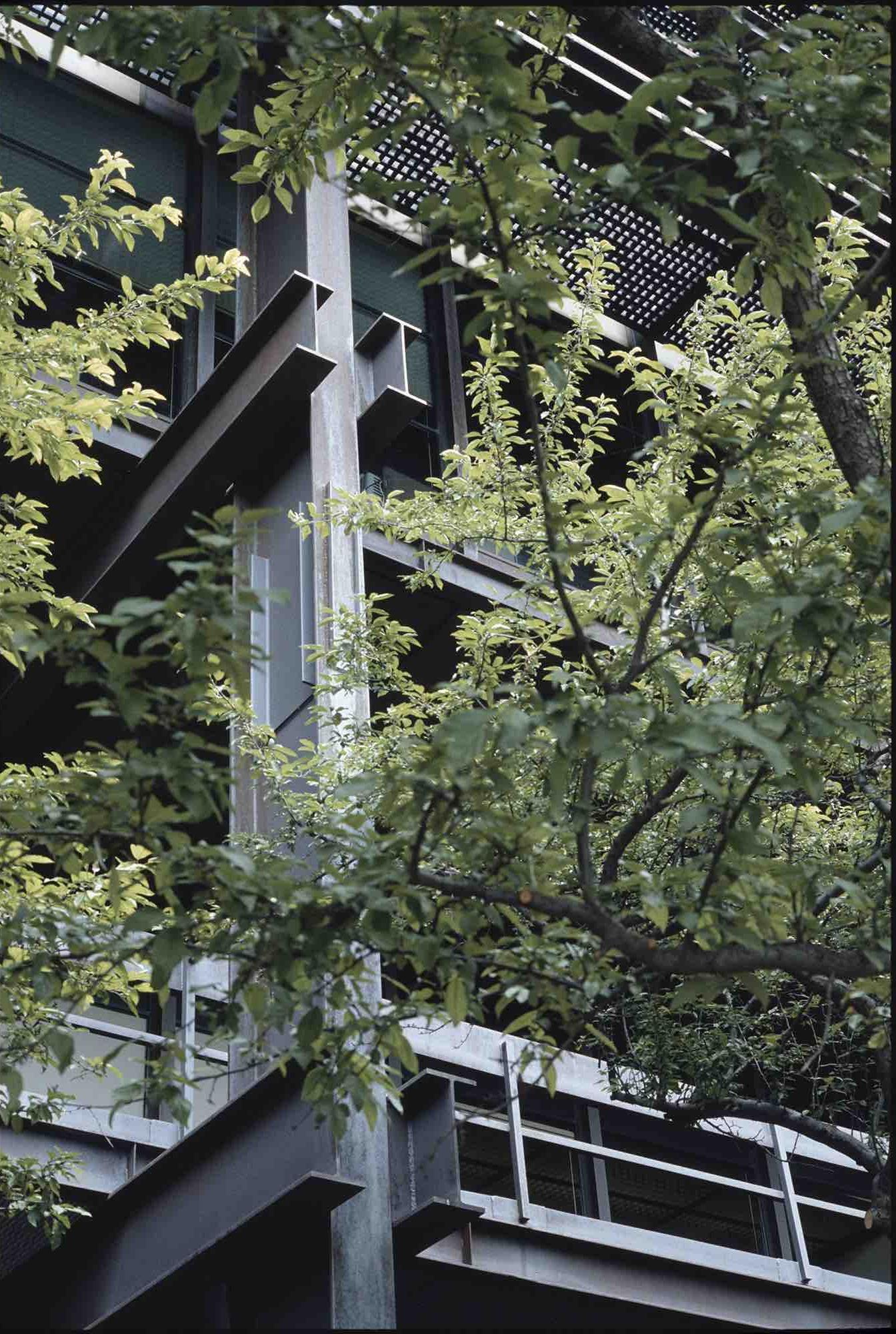 Eero Saarinen, John Deere World HQ (Moline, Illinois) 1964
