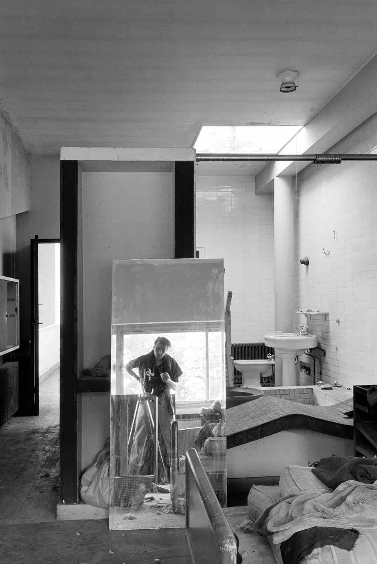 Le Corbusier, Villa Savoye (Poissy, France) 1931