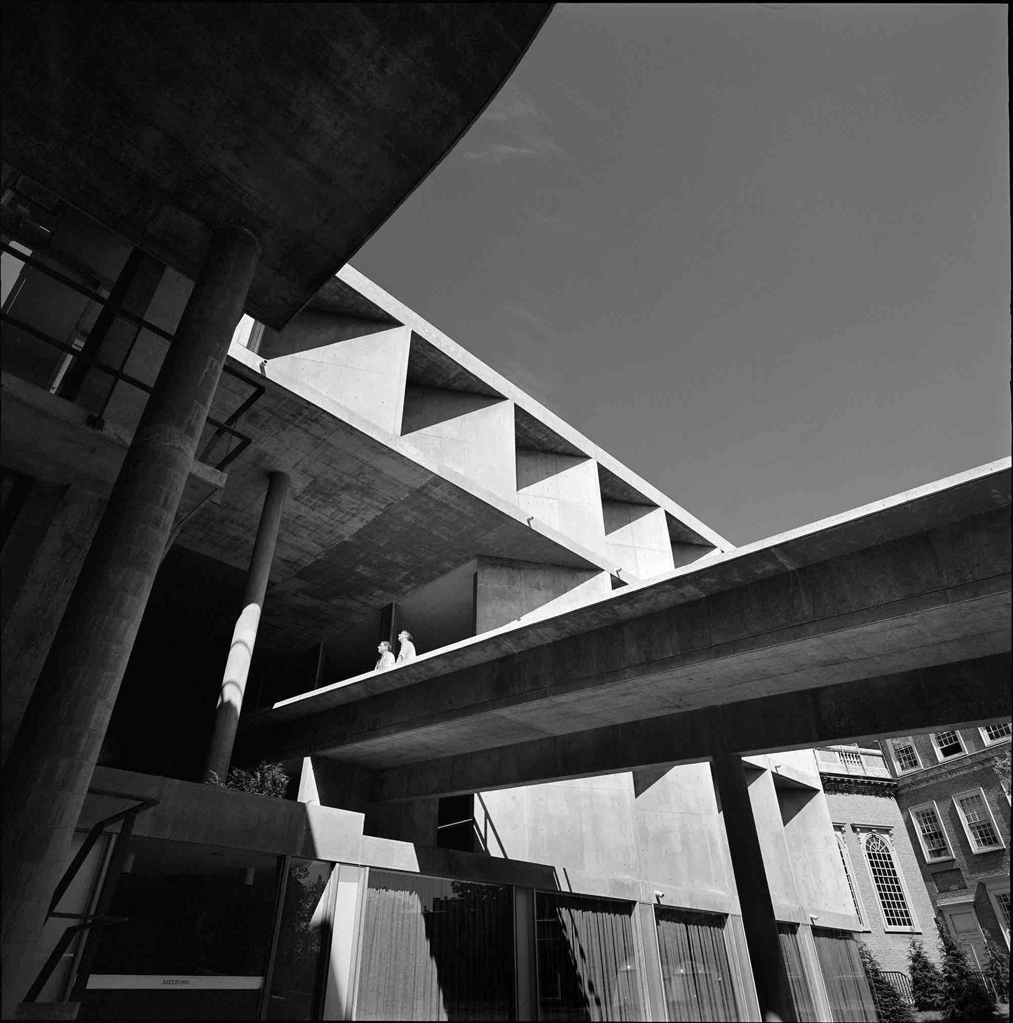 Le Corbusier, Carpenter Center for the Visual Arts at Harvard University (Cambridge, MA) 1963