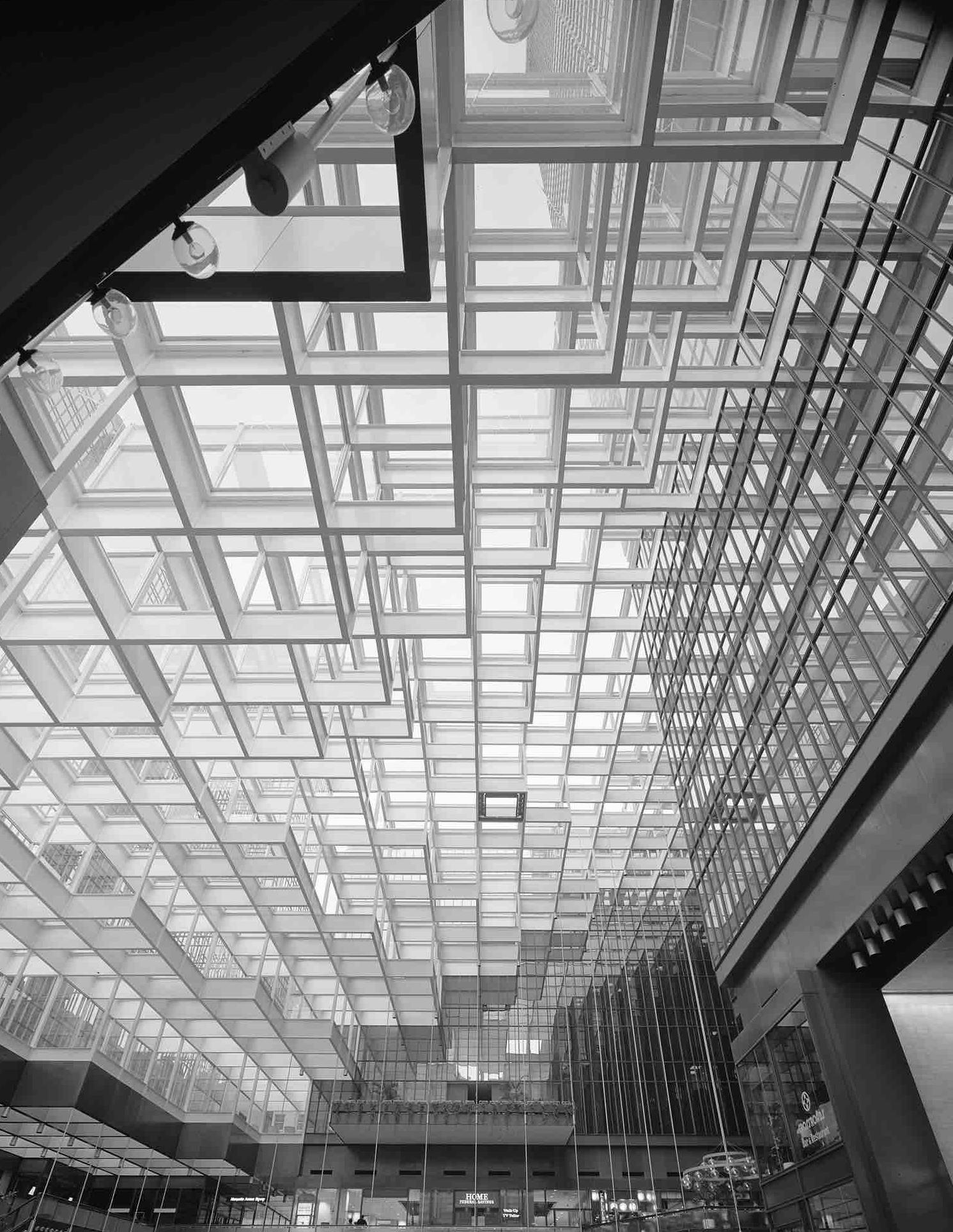 Philip Johnson, IDS Center (Minneapolis, MN) 1972