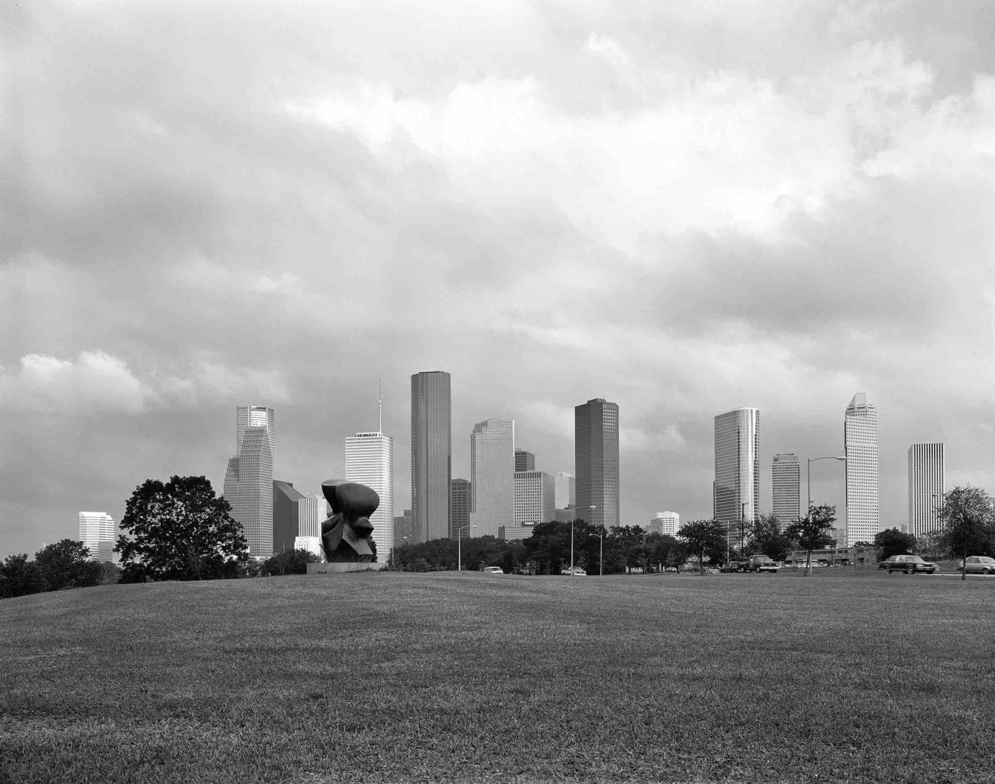 Houston Skyline (Houston, TX) 1978