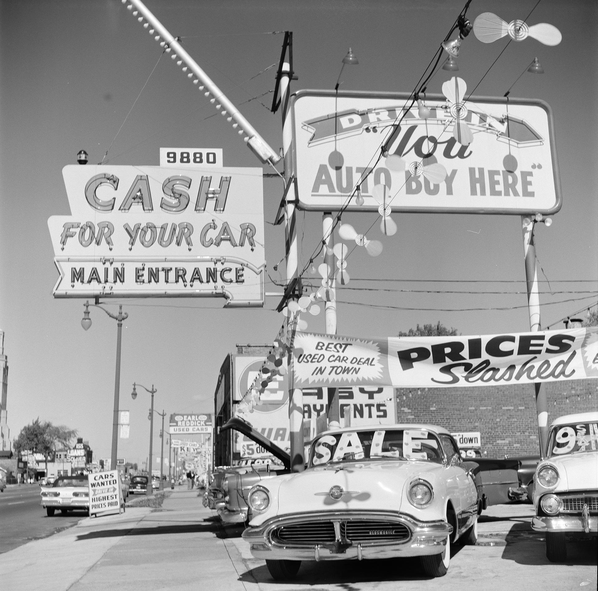 Livernois Avenue (Detroit, MI) 1959