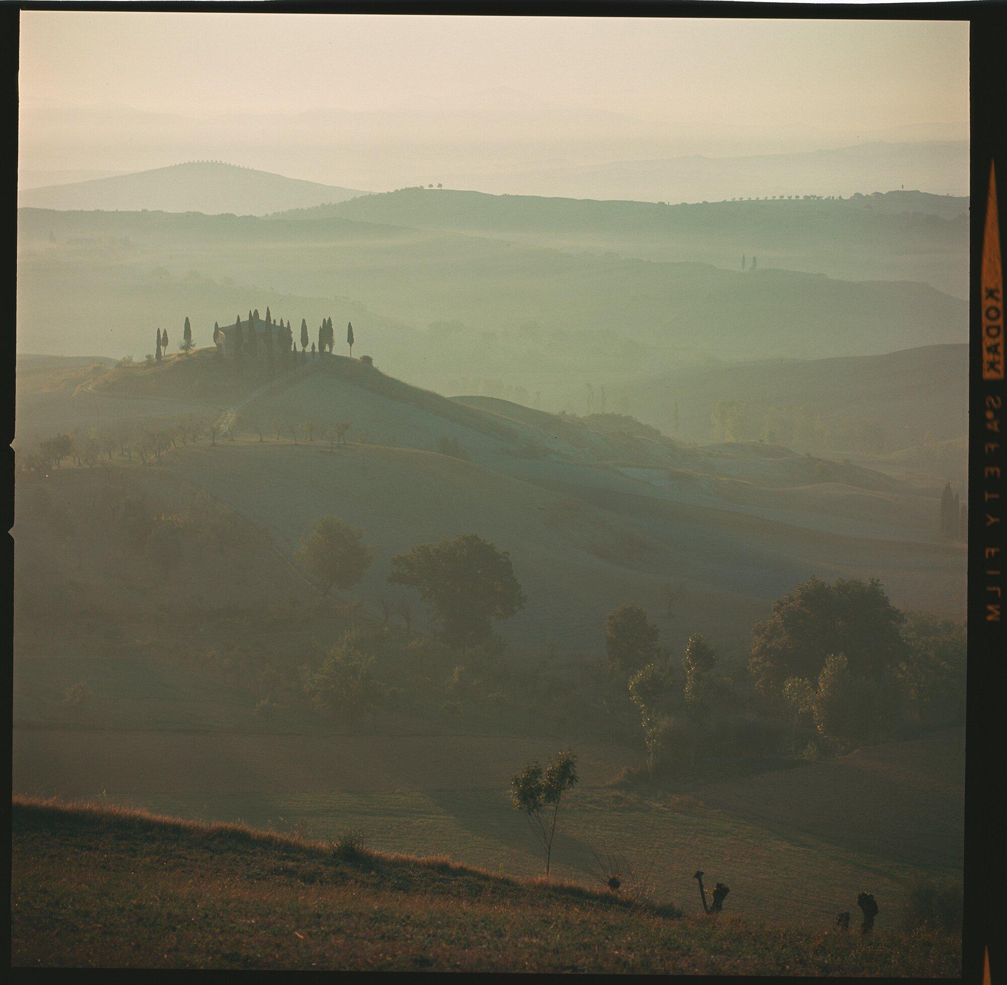 Tuscany, c 1966