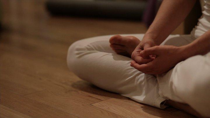The meditation element serves to focus and awaken.