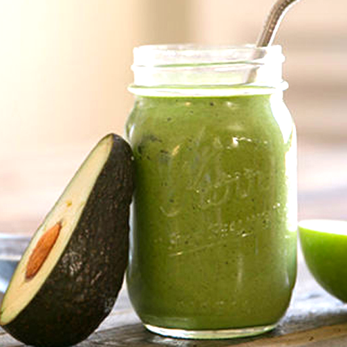 GLAMOUR:  Breakfast Inspiration: Skip the Fruit and Start Your Day With Some Fat, Instead