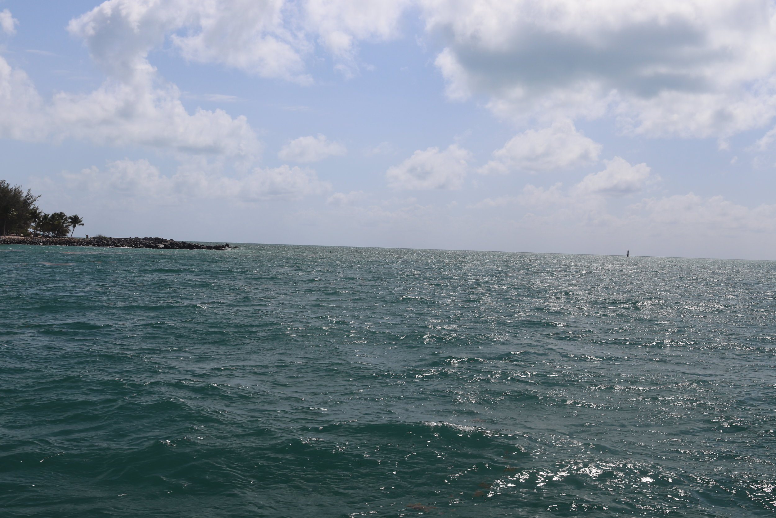 Southernmost point of our Great Loop!