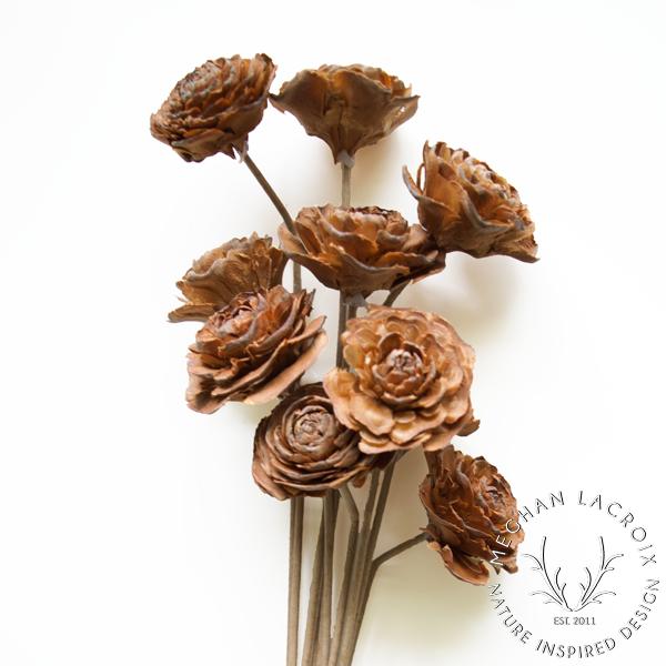 Cedar Roses -