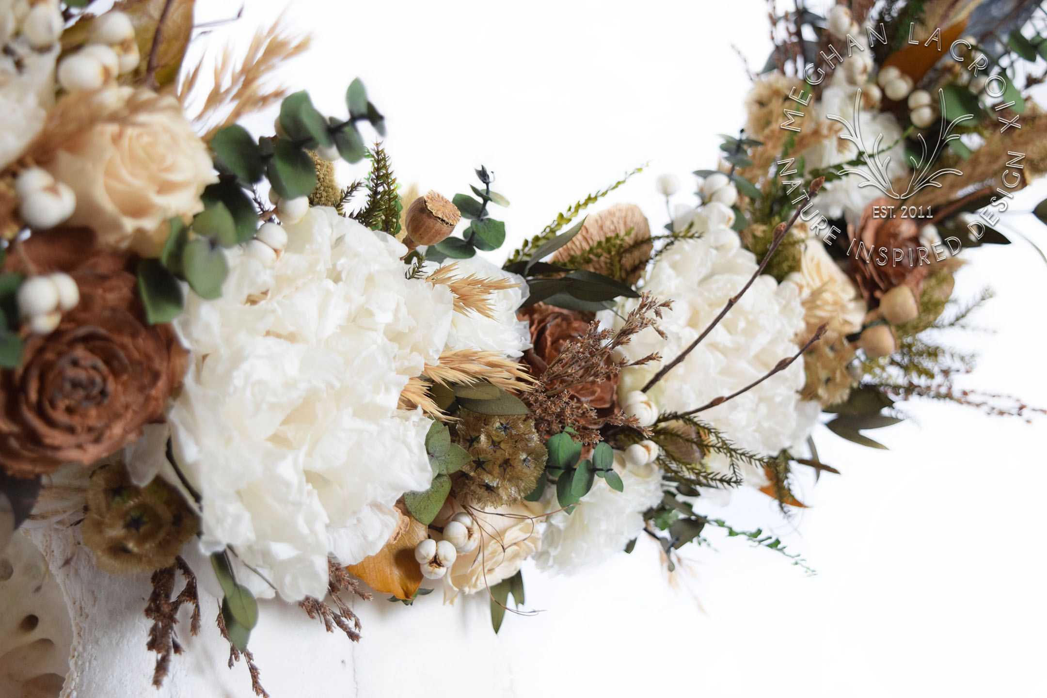 Preserved Flowers by MeghanLaCroix.com